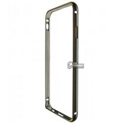 Алюминиевый бампер Yoobao Soft edge для iPhone 6 (5.5) серый