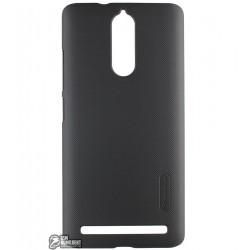 Панель чехол Nillkin Frosted для Lenovo K5 Note, черная