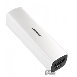 Power Bank (портативная батарея) Lonsmax GF-016 2000mAh белый