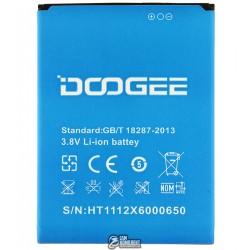 Аккумулятор для Doogee X6, (Li-ion 3.7V 3000mAh)