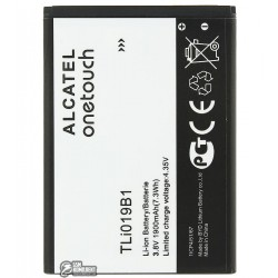 Аккумулятор (акб) TLi019B1 для Alcatel One Touch 7040 POP C7, One Touch 7041D POP C7, Li-ion, 3,8 В, 1900 мАч