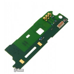 Шлейф для Xiaomi Mi1S, подсветки сенсорных кнопок, микрофона, с компонентами