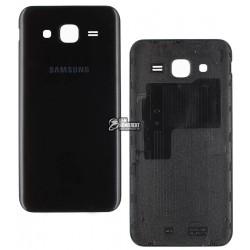 Задняя крышка батареи для Samsung J500H/DS Galaxy J5, черная
