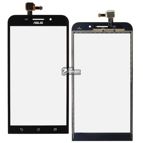 Тачскрин для Asus Zenfone Max (ZC550KL), черный