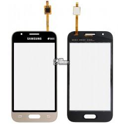 Тачскрин для Samsung J105H Galaxy J1 Mini (2016), золотистый