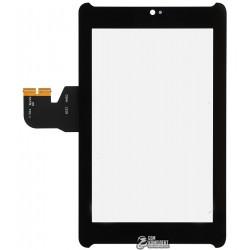 Тачскрин для планшета Asus FonePad 7 ME373CG (1Y003A), FonePad HD7 ME372, FonePad HD7 ME372CG K00E, черный, #5470L FPC-BX