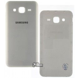 Задняя крышка батареи для Samsung J500H/DS Galaxy J5, белая