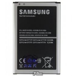 Аккумулятор (акб) B800BC для Samsung N900 Note 3, N9000 Note 3, N9005 Note 3, N9006 Note 3, Li-ion, 3,8 В, 3200 мАч