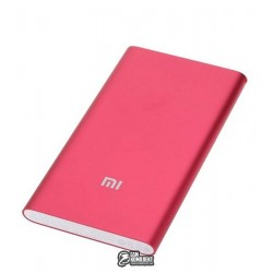 Портативное зарядное устройство Xiaomi 5000 mAh, Red
