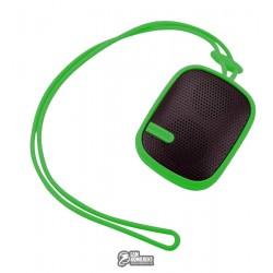 Портативная колонка Remax Bluetooth 3.0 Speaker X2-Mini зеленый