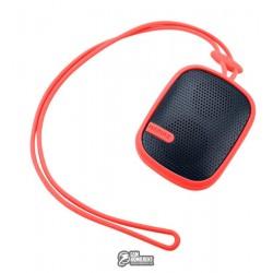 Портативная колонка Remax Bluetooth 3.0 Speaker X2-Mini красный