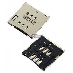Коннектор SIM-карты, тип 1