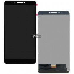 Дисплей для планшета Lenovo Phab PB1-750M LTE, черный, с сенсорным экраном (дисплейный модуль)