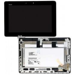 Дисплей для планшета Asus MeMO Pad FHD 10 LTE ME302KL (K005), черный, с рамкой, с сенсорным экраном (дисплейный модуль)