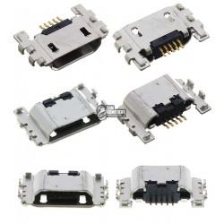 Коннектор зарядки для Sony C6802 XL39h Xperia Z Ultra, C6806 Xperia Z Ultra, C6833 Xperia Z Ultra, D5303 Xperia T2 Ultra, D5306
