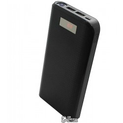 Power Bank Remax Proda Powerbox 30000 mAh черный
