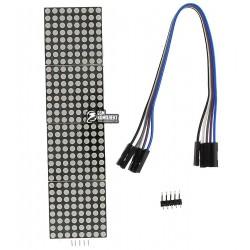 Светодиодная матрица на базе MAX7219 для ARDUINO