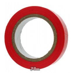 Изолента красная PVC1510RE BEMKO 15мм x 10м