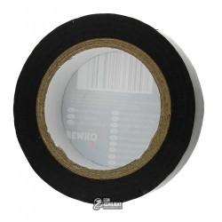 Изолента черная PVC1510BL BEMKO 15мм x 10м