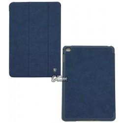 Кожаный чехол Baseus Simplism series для iPad mini 4 синий