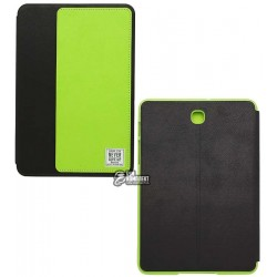 """Кожаный чехол Baseus wies series для Samsung Galaxy Tab S2 8"""" черный+зеленый"""