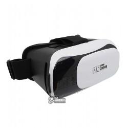 Очки виртуальной реальности Golf 3D VR BOX GF-VR01 белый