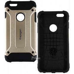 Чехол SGP Slim iron для Apple Iphone 6/6s plus золотой