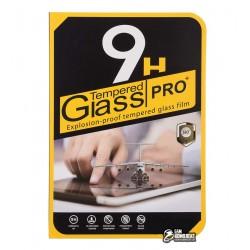 Закаленное защитное стекло для планшета Sony Xperia Tablet Z, 0,26 мм 9H, (без упаковки, без салфеток)