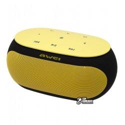 Колонка Awei Bluetooth Y200, желтый