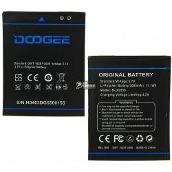Аккумулятор (акб) B-DG550 для Doogee DG550, (Li-ion 3.7V 3000mAh)