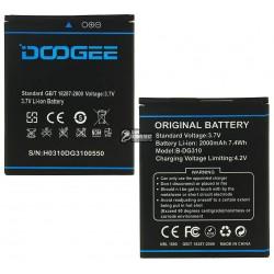 Аккумулятор (акб) B-DG310 для Doogee DG310, (Li-ion 3.7V 2000mAh)