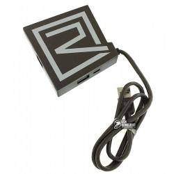 Кард-ридер и USB-hub 3,0 Remax RU-U7 Rhyden на 3USB порта