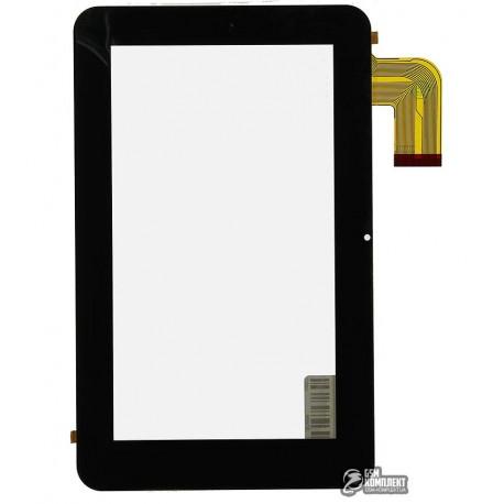 Тачскрин (сенсорный экран, сенсор ) для китайского планшета 7, 36 pin, размер 188 х 116 mm, с маркировкой 1135-A1, E-C7009-03, O