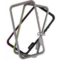 Бампер силиконовый wolnutt для iPhone 5/5S