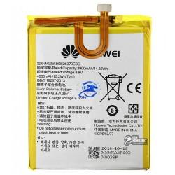Аккумулятор (акб) HB526379EBC для Huawei Y6 Pro, Li-ion, 3,8 В, 3900 мАч