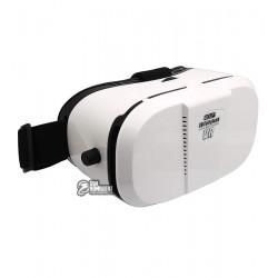Очки виртуальной реальности Golf 3D VR BOX GF-VR02 белый