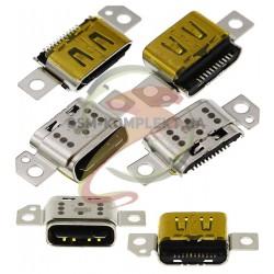 Конектор зарядки для Meizu Pro 5, USB тип-C