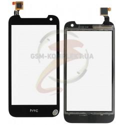 Тачскрін для HTC Desire 310 Dual Sim, чорний, (127*63мм)