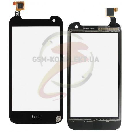 Тачскрин для HTC Desire 310 Dual Sim, черный, (127*63мм)