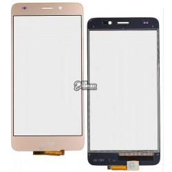 Тачскрин для Huawei GT3 (NMO-L31), золотистый