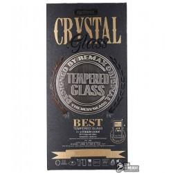Закаленное защитное стекло+чехолвкомплектеRemaxCrystal2в1для iPhone6/6SPlus, белое