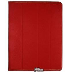 Кожаный Чехол Yoobao iSmart для iPad 3 красный