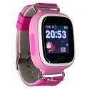 Детские часы Q90, с 1.22 OLED дисплеем и GPS трекером