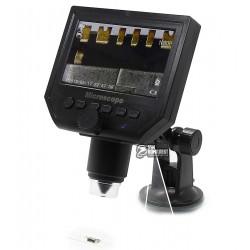 Микроскоп цифровой, портативный 1-600X