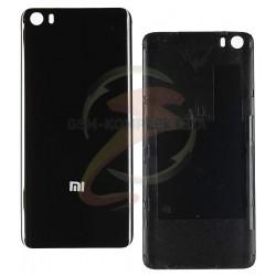 Задняя крышка батареи для Xiaomi Mi5, черная