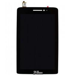 Дисплей для планшета Lenovo IdeaPad S5000, черный, с сенсорным экраном (дисплейный модуль)