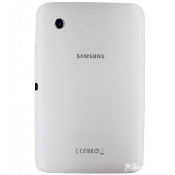 Задняя крышка для планшета Samsung P3110 Galaxy Tab2 , белая, (версия Wi-Fi)