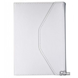 """Чехол-книжка """"Folder"""" Универсальная для планшета 7"""" White (с механизмом)"""