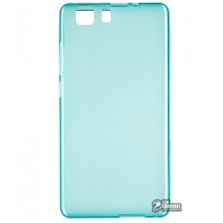 Чехол защитный MS для Doogee X5 / X5 PRO, силиконовый, голубой