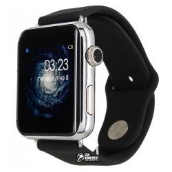 """Смарт часы Smart Watch DBT-FW8, IPS 1,54"""", черные"""